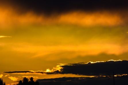 Santa Fe Sunset I